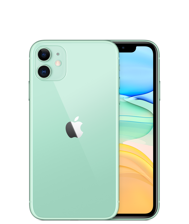 IPHONE 11 64GB GREEN NEW BOX
