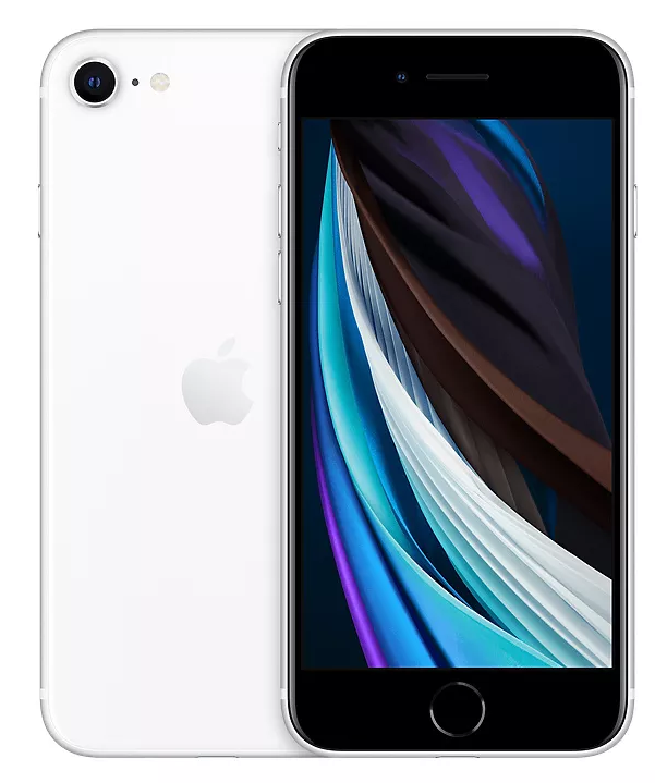 IPHONE SE 64 GB 2020 WHITE NEW BOX