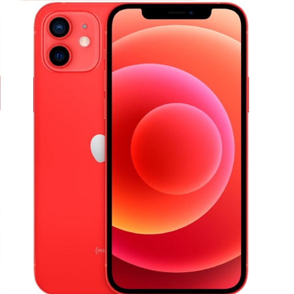 IPHONE 12 256 GB RED