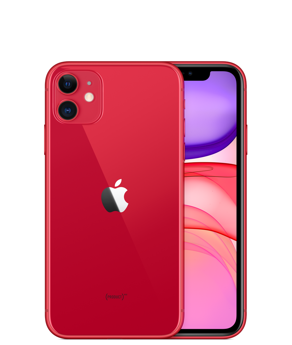 IPHONE 11 64GB RED NEW BOX