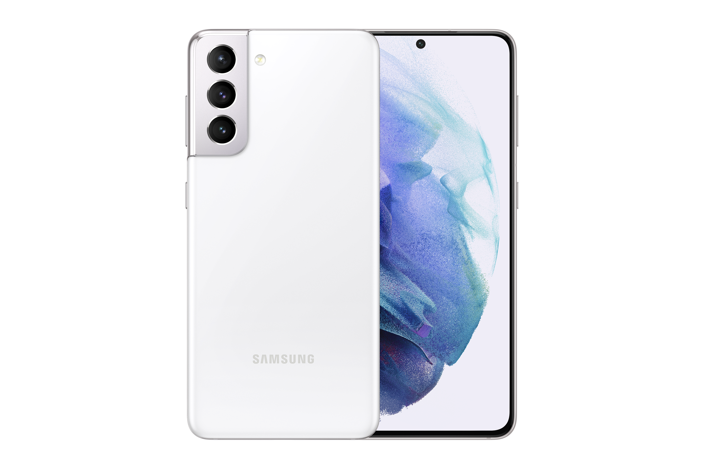 SAMSUNG S21 256GB WHITE
