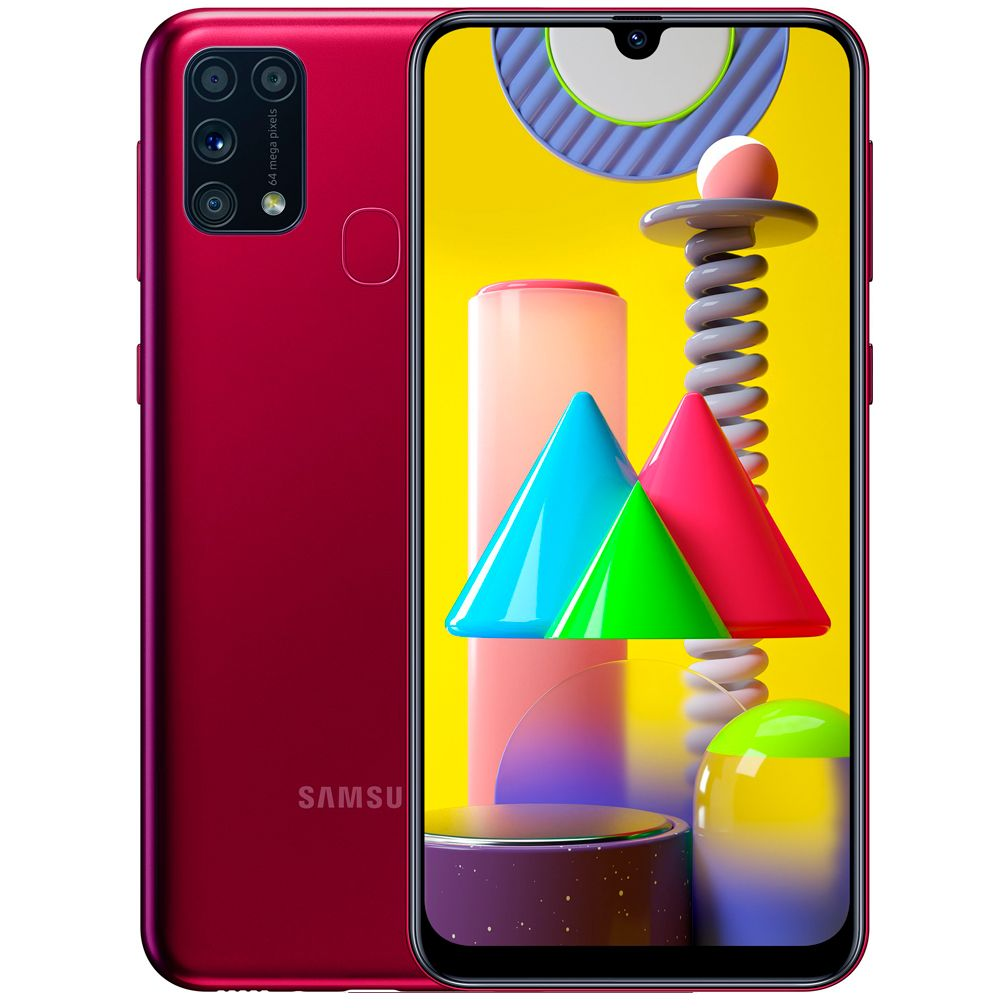 SAMSUNG M31 128GB RED