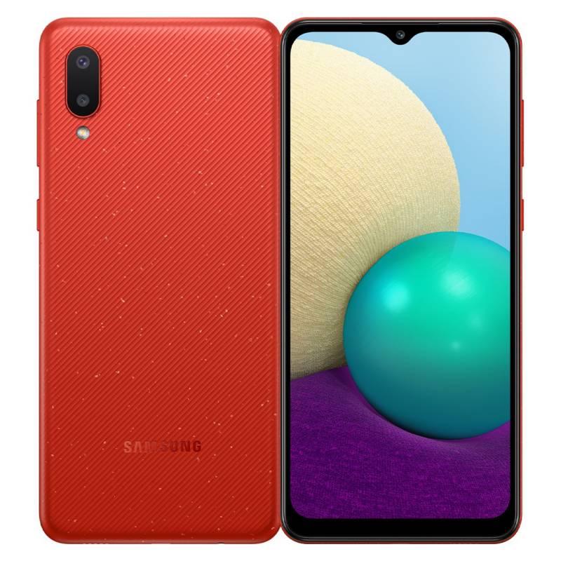 SAMSUNG A02 32GB RED