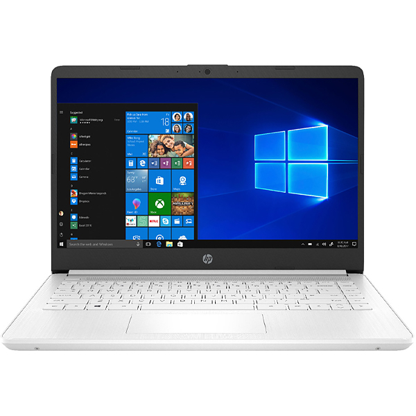 NOTEBOOK HP STREAM CELE 14-DQ0002DX 64GB/4G/W10/WHITE