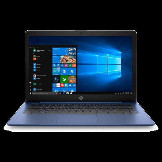 NOTEBOOK HP 14-AX112LA CELERON 1.1/4G/64GB/W10/AZUL