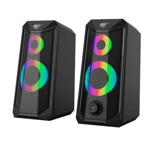 PARLANTE GAMING PC RGB SK202